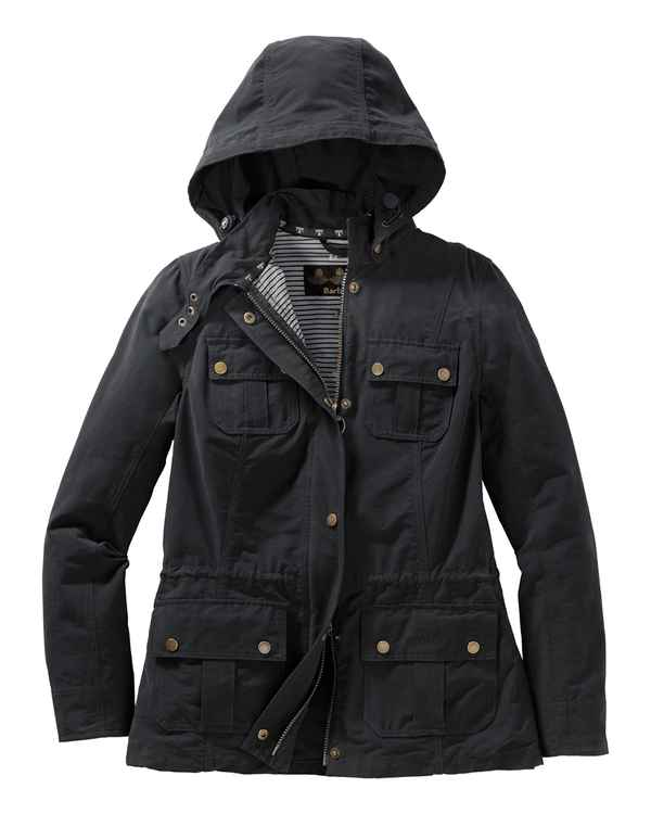 Barbour Jacke Water Lilly Marine