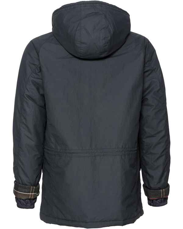 Barbour Jacke Woodfault Marine