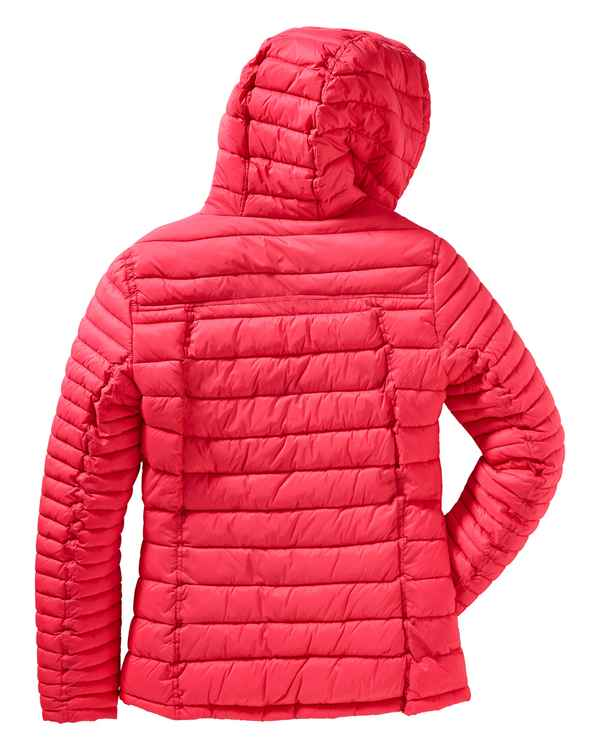 Barbour Steppjacke Landry Rot