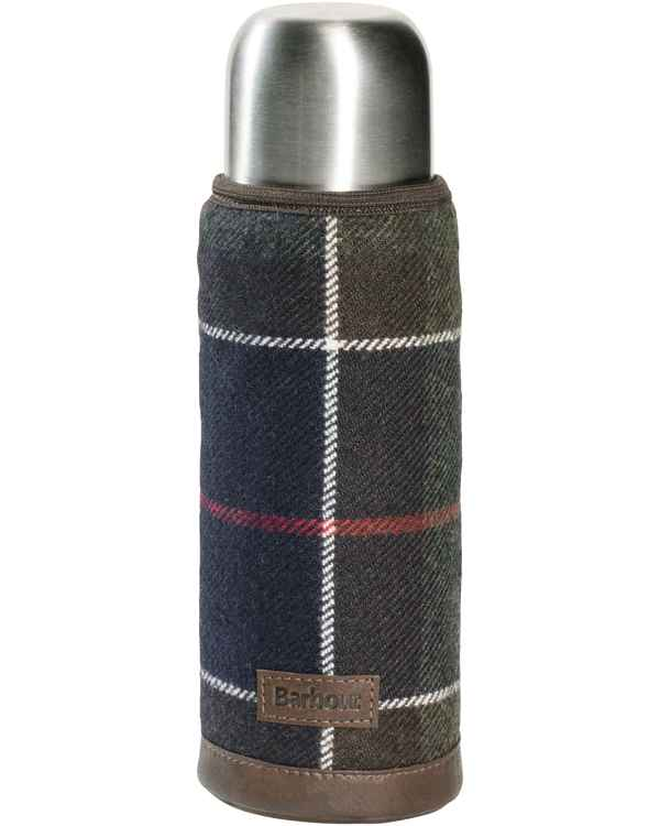 Barbour Thermoskanne Tartan Thermos Flask Classic Tartan