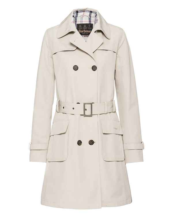 Barbour Trench Coldstream Beige