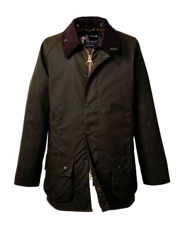 Barbour Wachsjacke Classic Beaufort Oliv